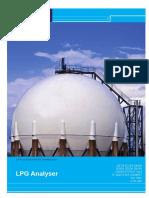 LPG Analyzer