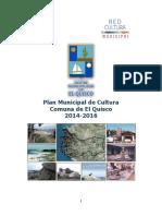 Plan Comunal Cultura-2014