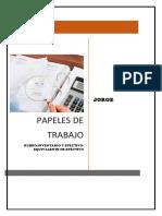 PAPELES DE TRABAJO RUBRO INVENTARIO , EFEC EQUIV EFECT.docx
