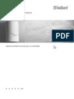 Centrala Termica in Condensatie Manual Instalare
