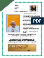 Decálogo Del Papa a Los Jóvenes