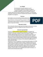 Atraso y Quiebra Mercantil 2