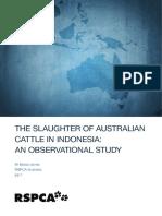 Slaughtering Australia