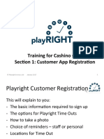 Playright Training Customer Registration v2