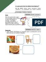 Guía 1° bás Ciencias