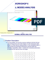 Ws06_ Normal Mode analysis.ppt