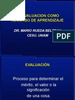 01 La Evaluación