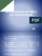 El modelo de la Constitución de 1991-