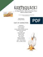 Earth Quack Script