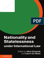 Alice Edwards, Laura van Waas - Nationality and Statelessness under International Law (2014, Cambridge University Press).pdf
