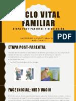 Ciclo Vital Familiar Etapas