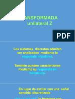 Transform Ada Unilateral z