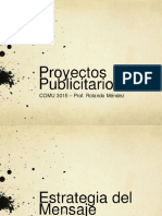 PROYECTOS PUBLICITARIOS