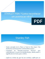 Aula Stanley Fish