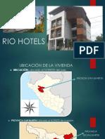 Rio Hotels. Estructuras III