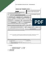Modelo de Presentacion de Informe