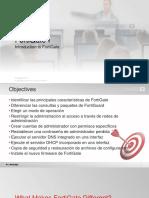 FortiGate I 01 Introduction