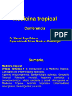 1- Medicina tropical. Introduccion.ppt