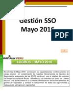Reporte de Gestion Cobriza May_16