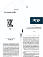 Bleckmann Roman War Finances in the Age of the Punic Wars