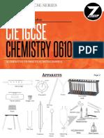Cie Igcse Chemistry 0620 Atp v2 Znotes
