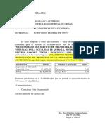 Carta Propuesta Super UBINAS