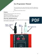 BENZ Key Manual by ClovisKit