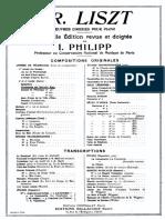 Canzonetta Del Salvator Rosa-Liszt.philipp