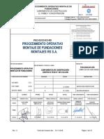 25800-220-V02-A00Z-00939_0 Procedimiento Montaje de Fundaciones Rev.