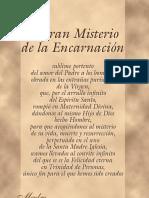 El Gran Misterio de La Encarnacion