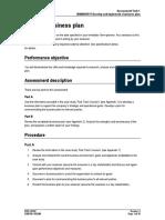 BSBMGT617 - Assessment Tasks