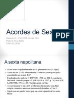 Acordes de Sexta (Salles 2016)