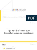 4.Tips CV y Carta de Presentación