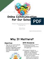 schutz online communication