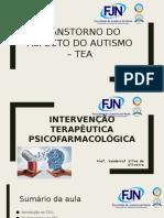 Aula TEA Farmaco