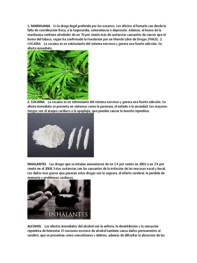 Fumar marihuana causa perdida de peso repentina