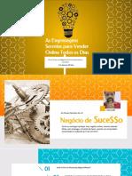 eBook- As Engrenagens Secretas Das Vendas Online - Nv
