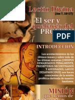 ser y que hacer del profeta.pdf