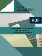 Informativo Para Donantes Lealtad Chile (1)