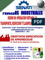 2011 - II - Sesion 09 - Transporte Reduccion y Clasificacion de Solidos 60