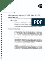 Conceptos Cualitativos Del Campo Magnetico LAB 7