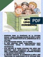 1.Método Lenguaje Experiencia