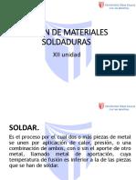 Unión de Materiales