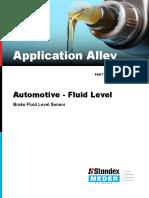 Automatic -Fluid Sensor