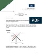Solución S Taller Nro.11, Macroeconomía, Advance Ing. EnAdministración, UNAB, 1 2014