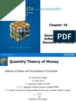 3- Money Demand C19