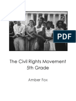 civil rights curriculum unit - google docs