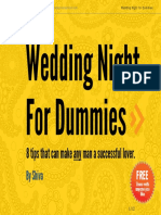 [Wedding Night for Dummies]