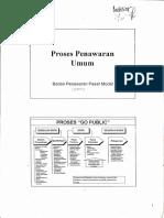 PENAWARAN UMUM SAHAM (PROCESS)