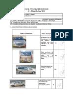 Panel Fotografico Microbus